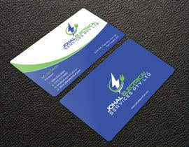 #1 cho Design some Business Cards for Johal Electrical Services Pty Ltd. bởi aminur33
