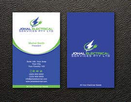 #89 cho Design some Business Cards for Johal Electrical Services Pty Ltd. bởi aminur33