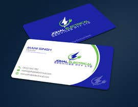 #82 cho Design some Business Cards for Johal Electrical Services Pty Ltd. bởi ALLHAJJ17