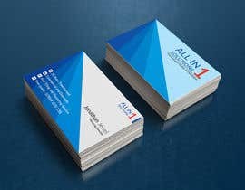JewelBluedot tarafından Business Card Design - Simple - için no 25