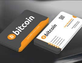 #47 cho Design 10 Business Cards for Bitcoin bởi mamun313