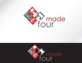 #417 para Logo Design for madefour de Ouzair
