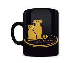 "amandaclayton31 tarafından Logo needed for the ""GOLDEN PAW"" Foundatiton için no 25"