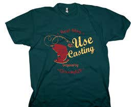 #31 untuk Fishing T Shirt oleh nidzarbahari