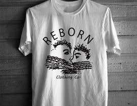 #55 untuk Design new 3 t-shirts for Reborn Clothing Co. oleh ratnakar2014
