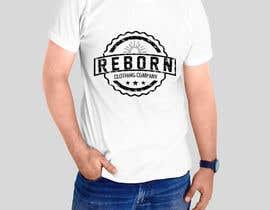 #47 for Design new 3 t-shirts for Reborn Clothing Co. af sandrasreckovic