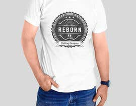 #48 untuk Design new 3 t-shirts for Reborn Clothing Co. oleh sandrasreckovic