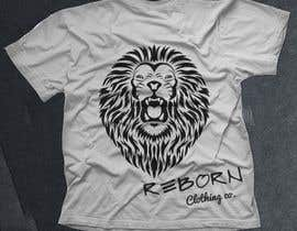 #32 untuk Design new 3 t-shirts for Reborn Clothing Co. oleh elvispluwn1