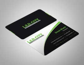 #65 for LED LIGHTING Business card Opportunity by ashanurzaman