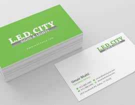#20 for LED LIGHTING Business card Opportunity by ezesol