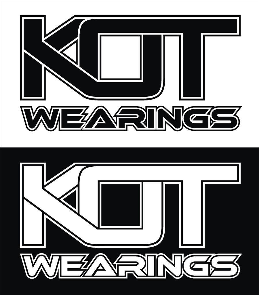 Bài tham dự cuộc thi #34 cho Design en logo for K.O.T