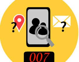 #23 for Logo design for spy mobile app af Udaythec