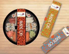 #32 for Design Package for a Sushi Fast Food service!!!!!!!! by hristina1605