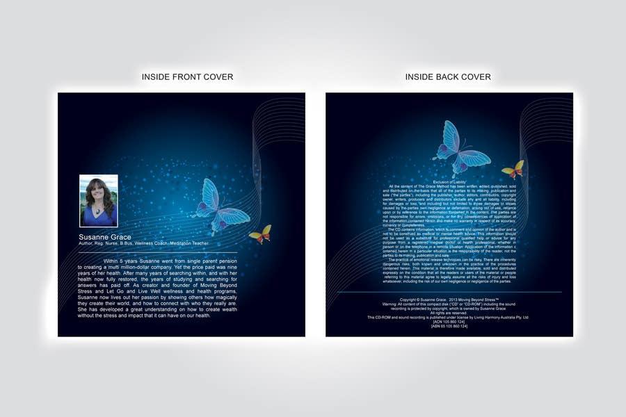 Inscrição nº 11 do Concurso para Design a CD Cover
