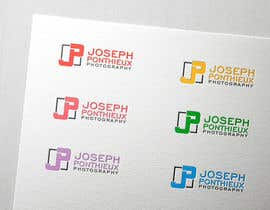 #305 untuk Design a Logo for Joseph Ponthieux Photography oleh Renovatis13a