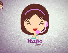 #47 for Design a Logo for a female creative consultant af kurinjie