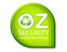 #10 untuk Design a Logo for Oz Security Destruction Services oleh khetarpal92