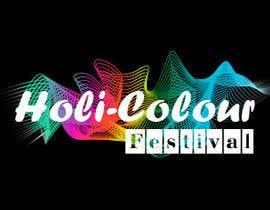 mak633 tarafından Design eines Banners for Holi-Colour Festival night edition için no 4