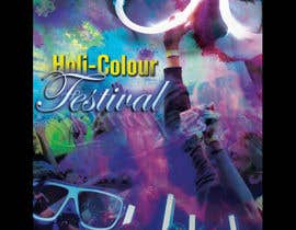 #7 cho Design eines Banners for Holi-Colour Festival night edition bởi azizagoda