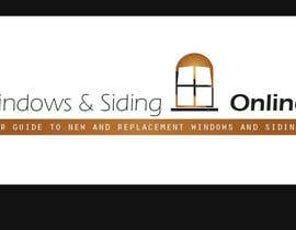 Aliloalg tarafından Design a Logo for Window and siding company için no 69