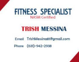 #1 for personal training business cards by petersamajay