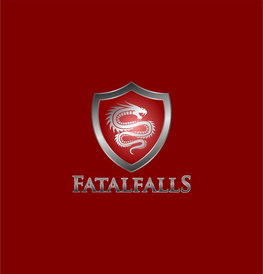 Bài tham dự cuộc thi #4 cho Design a Logo for FatalFalls.co.uk