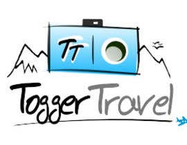 #71 para Design a Logo for Togger Travel por nilankohalder