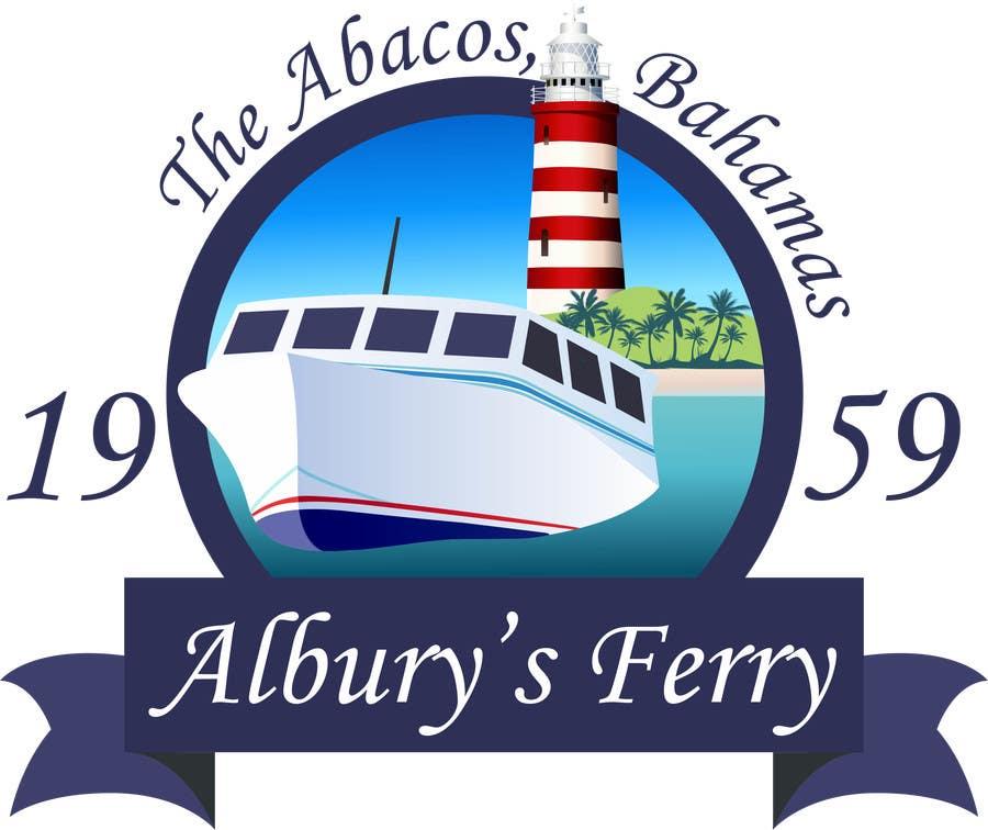 Penyertaan Peraduan #49 untuk Design a T-Shirt for Alburys Ferry , Abaco Bahamas