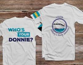 #21 untuk Design a T-Shirt for Alburys Ferry , Abaco Bahamas oleh dianafernandez
