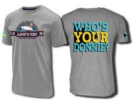 #36 untuk Design a T-Shirt for Alburys Ferry , Abaco Bahamas oleh WendyRV