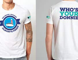#29 untuk Design a T-Shirt for Alburys Ferry , Abaco Bahamas oleh tengkushahril