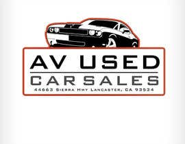 nicogiudiche tarafından Design a  Logo Mockup for AV Used Car Sales için no 27