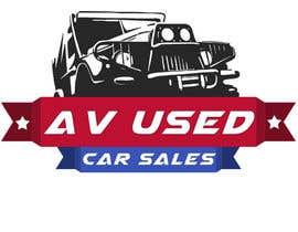 nicogiudiche tarafından Design a  Logo Mockup for AV Used Car Sales için no 70
