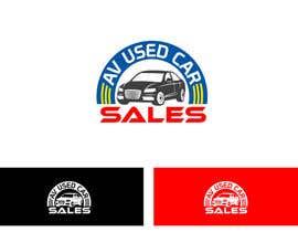 magepana tarafından Design a  Logo Mockup for AV Used Car Sales için no 79