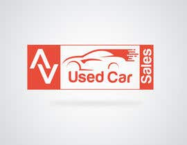 designblast001 tarafından Design a  Logo Mockup for AV Used Car Sales için no 81