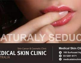 #17 for Design an Advertisement for a skin cancer and cosmetic clinic by creazinedesign