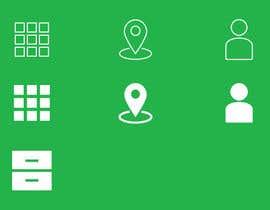 mWaqasShah tarafından Design some Icons for iOS App için no 5