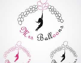 "#95 untuk Design a Logo for my business ""MRS BALLOONS"" oleh meroyano"