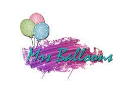 "#74 untuk Design a Logo for my business ""MRS BALLOONS"" oleh binuuuu"
