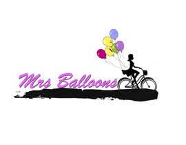 "#75 untuk Design a Logo for my business ""MRS BALLOONS"" oleh binuuuu"