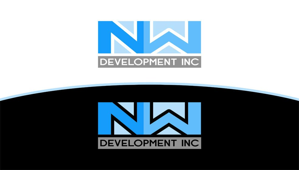 Contest Entry #17 for Logo for New Real Estate Development Company - Company name is NW Development Inc