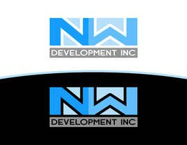 #17 untuk Logo for New Real Estate Development Company - Company name is NW Development Inc oleh pixell