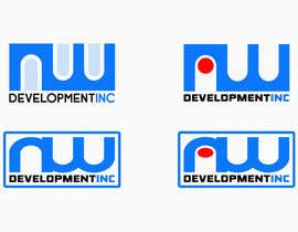 #40 untuk Logo for New Real Estate Development Company - Company name is NW Development Inc oleh pixell
