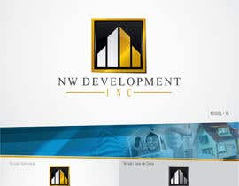 #66 para Logo for New Real Estate Development Company - Company name is NW Development Inc por artmx