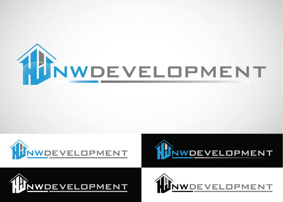 Contest Entry #76 for Logo for New Real Estate Development Company - Company name is NW Development Inc