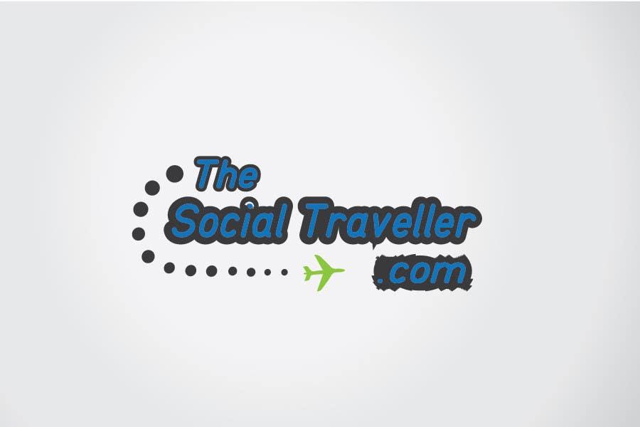 Zgłoszenie konkursowe o numerze #140 do konkursu o nazwie Logo Design for TheSocialTraveller.com