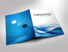 #15 for A4 promotional folder design a management consulting company. by gohardecent