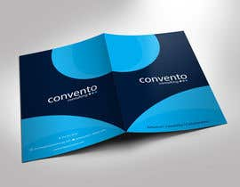 #16 for A4 promotional folder design a management consulting company. by gohardecent
