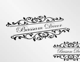 #1 untuk Design a Logo for Decor Co. called Bassam Decor oleh webcreateur