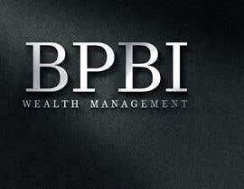 swethaparimi tarafından Corporate  Logo Design for BPBI Wealth Management için no 165